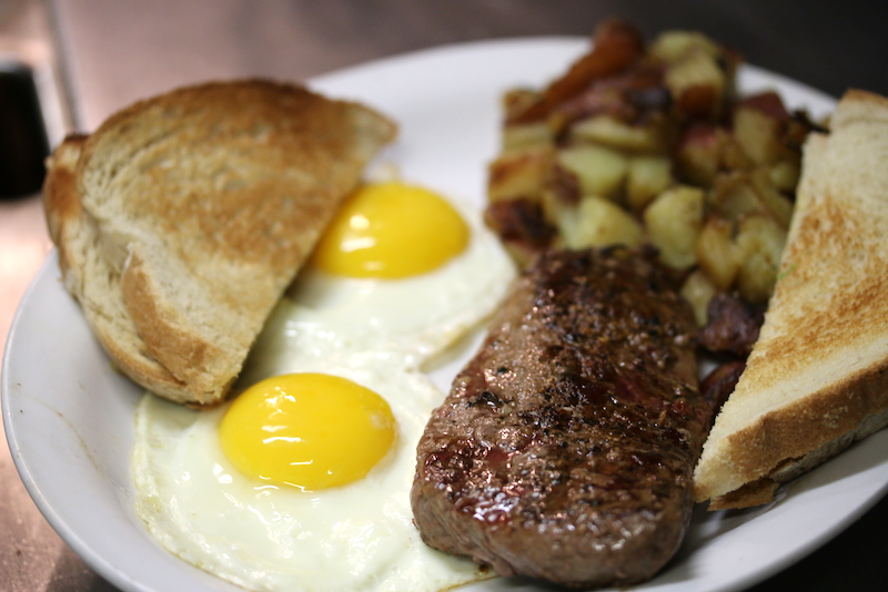 Breakfast, Lunch and Dinner at The Country Diner, 111 Hazard Ave., Enfield, CT